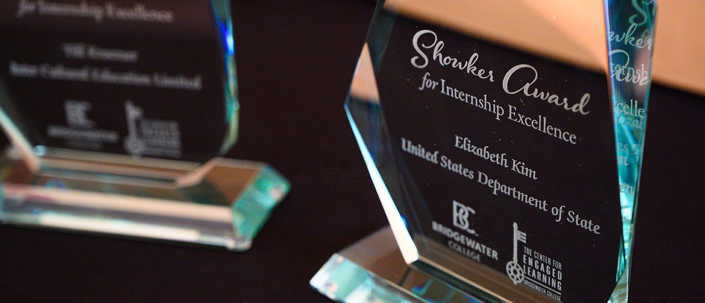 Showker Internship Award