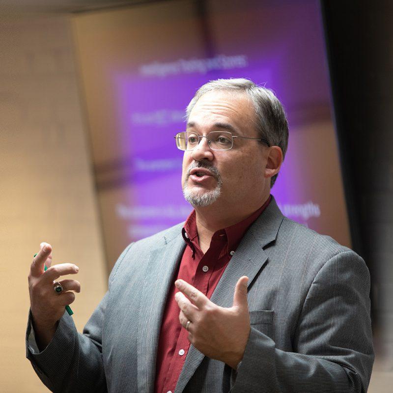 Professor Alan Eby