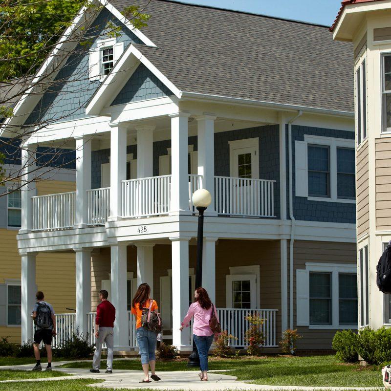 Stone Village - Bridgewater College