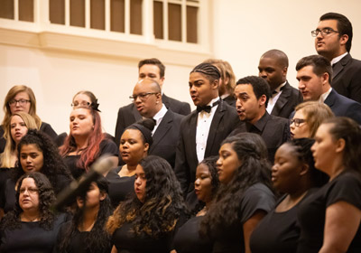 Photo of choir|Photo of choir