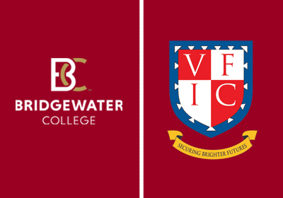 logos from Bridgewater College and Virginia Foundation for Independent Colleges|logos from Bridgewater College and Virginia Foundation for Independent Colleges