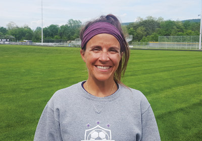 Taking the Lead: Former Eagles Soccer Player Named Head Coach of Boys High School Team