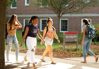 Bridgewater Named a 'Best College for Financial Aid' in the Nation