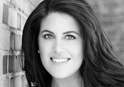 Photo of Monica Lewinsky|Photo of Monica Lewinsky