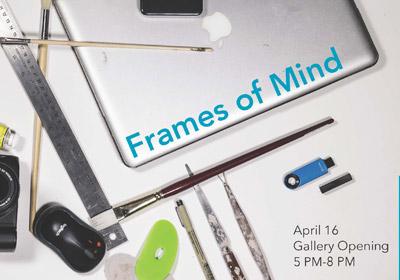 "Photo of title ""Frames of Mind""|"