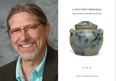 Dr. Scott Suter Publishes New Book on Ancestor Emanuel Suter