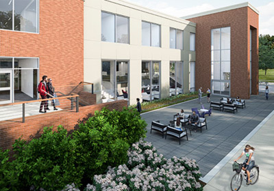 Learning Commons render
