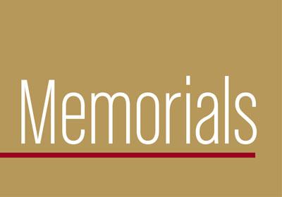 Memorials||