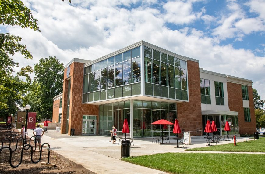 Bridgewater College named to The Princeton Review's '2021 Best Colleges: Region by Region' list
