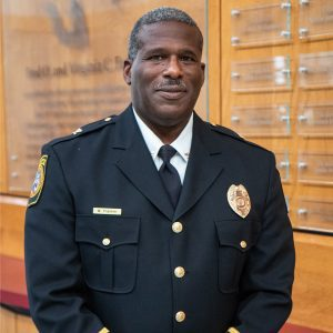 Chief Milton S. Franklin Jr.