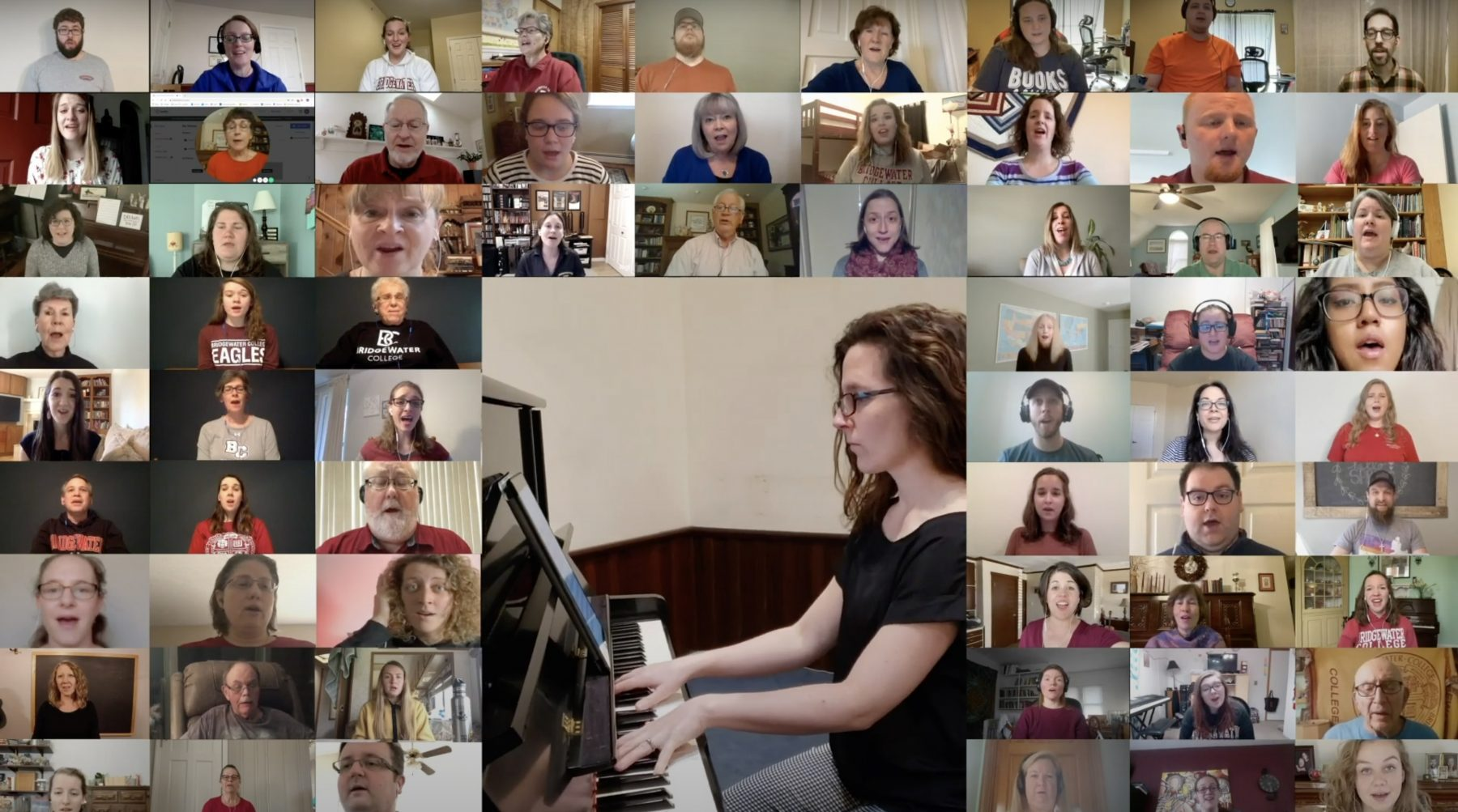 Musical 'Sons and Daughters' of BC Come Together for Virtual Choir