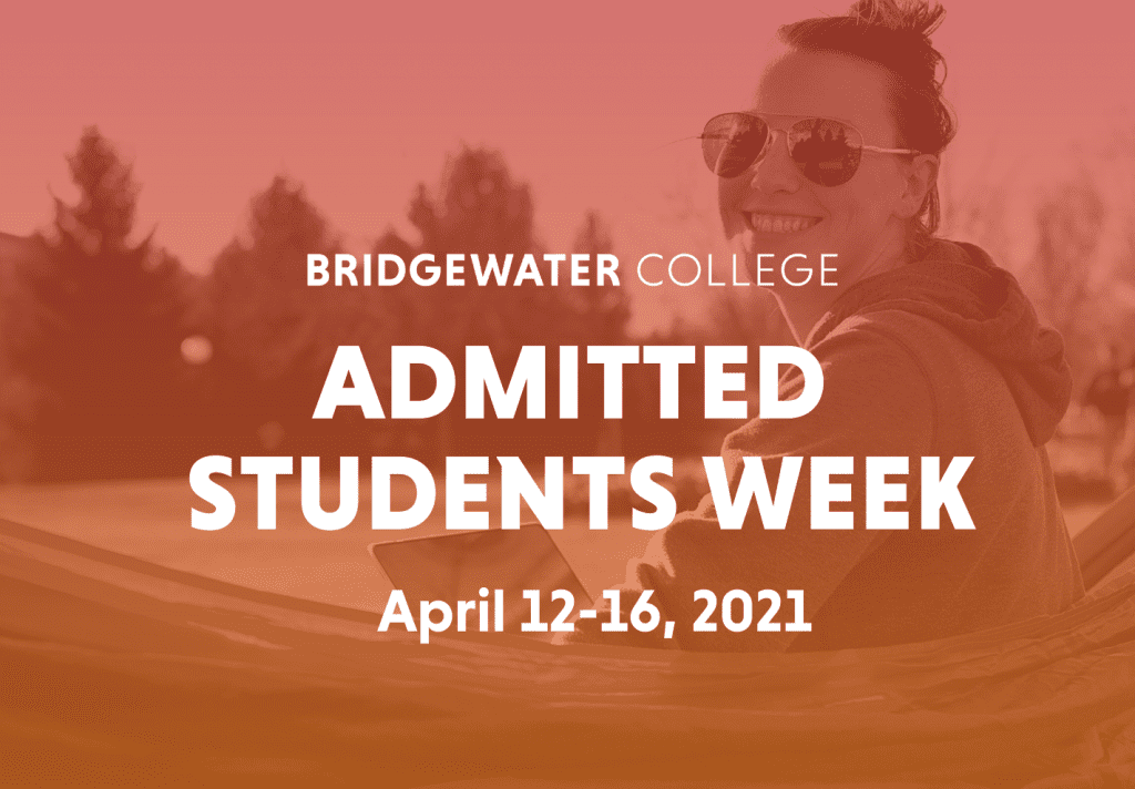 Admitted Students Week 2021
