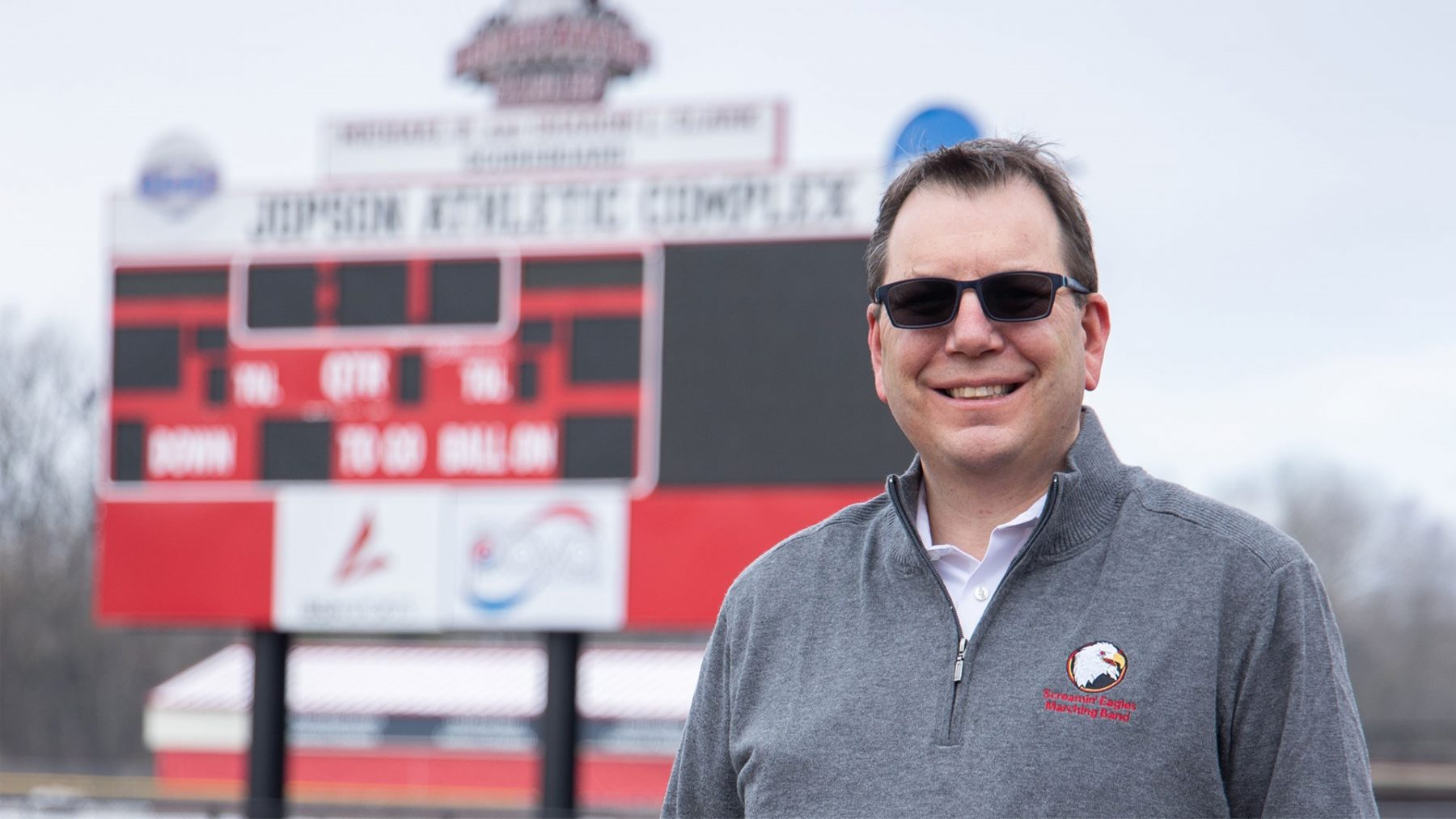 Bridgewater College Hires Seasoned Band Director Barry Flowe as Director of Athletic Bands