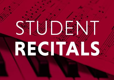 Kevin Epps Presented a Junior Saxophone Recital at Bridgewater College