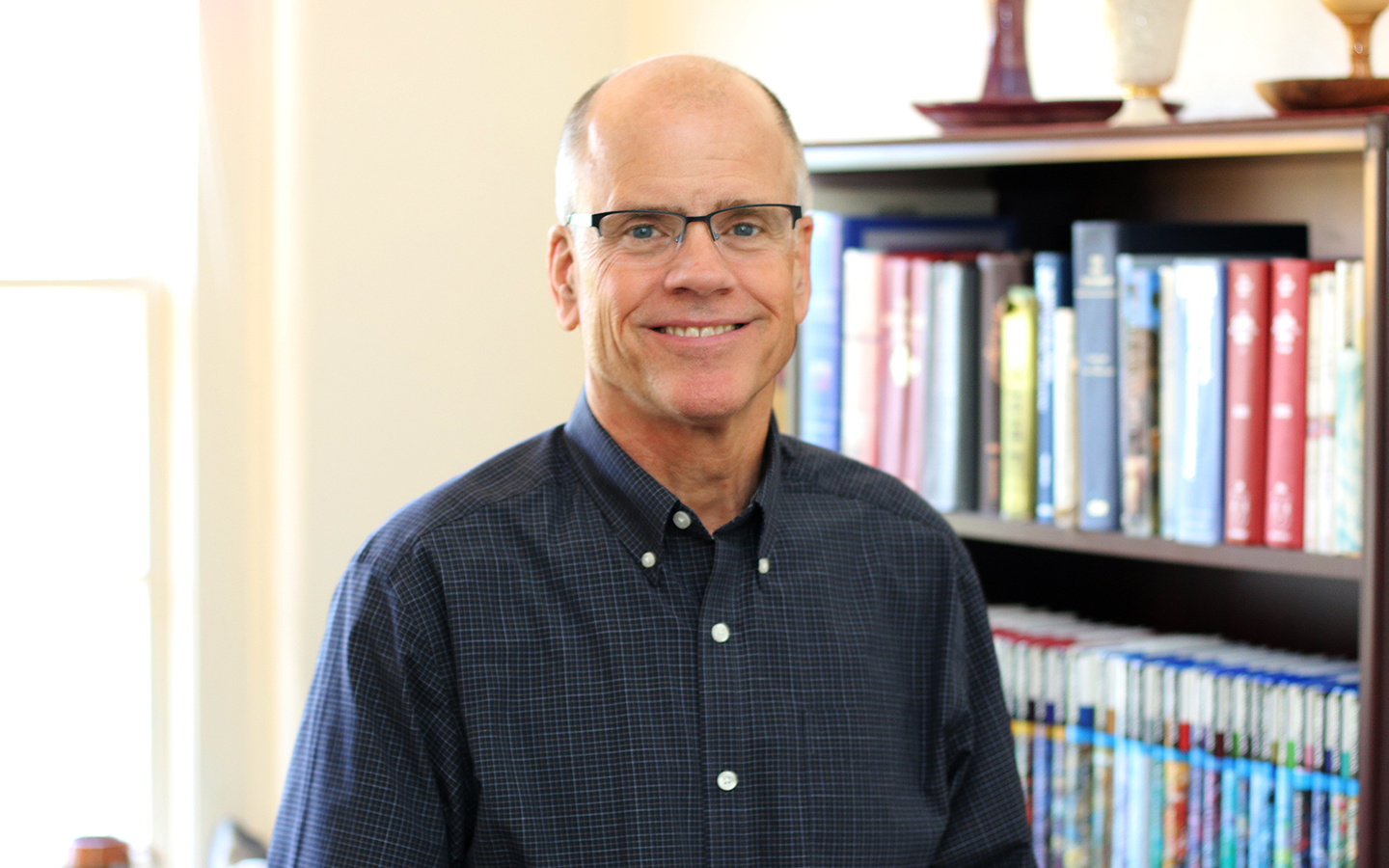 Bridgewater College Chaplain Honored By Shenandoah District Pastors for Peace