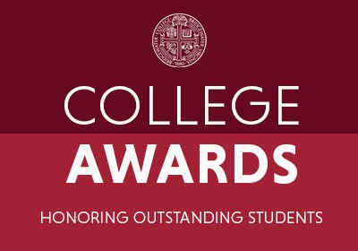 Bridgewater College Honors Student for Excellence in World Languages