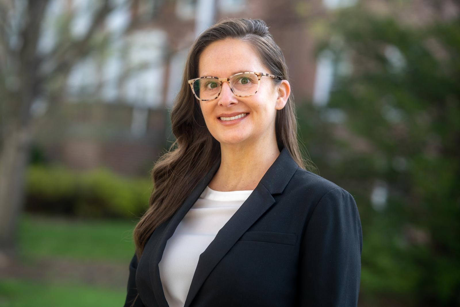 Professor Ashley Lauro named head of Writing Center