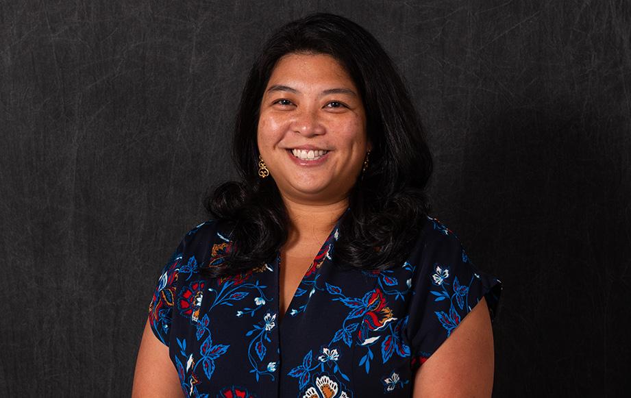 headshot of Maria Paz G. Esguerra