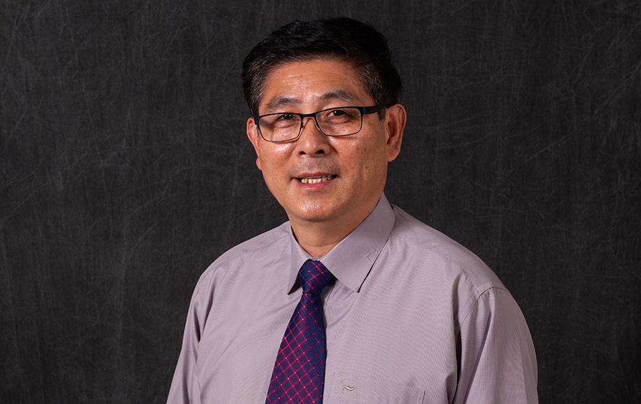 Headshot of Peixing Jiang