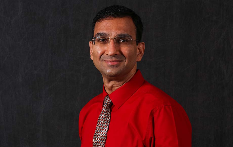 Headshot of Sreekanth Malladi
