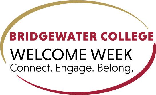 Bridgewater College Welcome Week - connect. engage. belong.